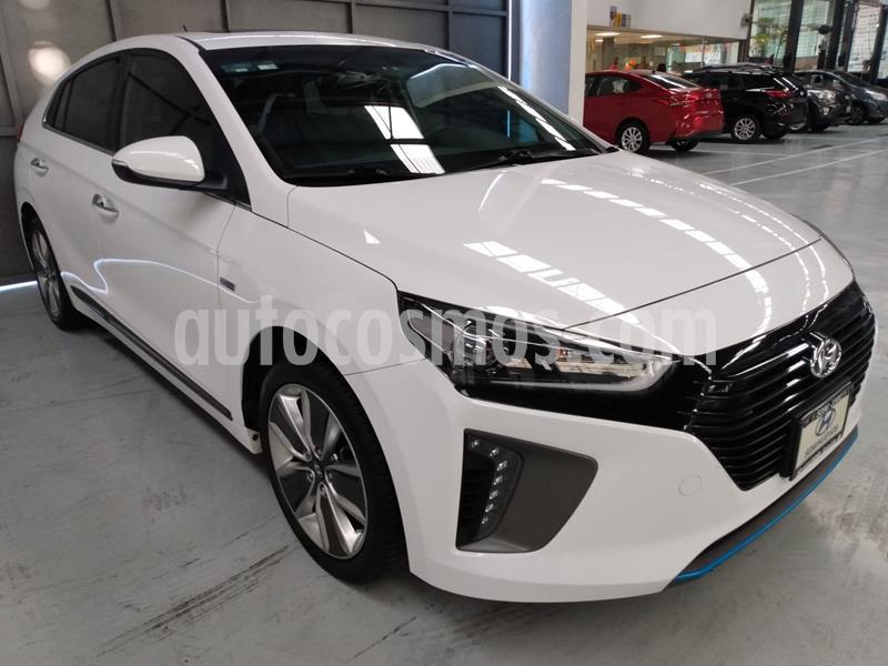 Hyundai Ioniq Limited usado (2018) color Blanco precio $348,900