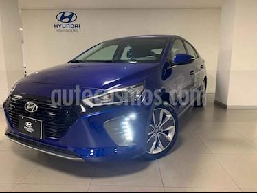 Foto Hyundai Ioniq Limited usado (2019) color Azul precio $442,000