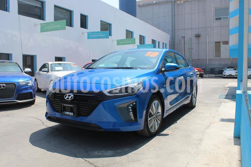 Hyundai Ioniq GLS Premium usado (2018) color Azul precio $348,000