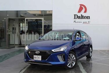 Hyundai Ioniq Limited usado (2019) color Azul precio $429,000