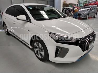 Hyundai Ioniq 5P GLS PREMIUM HIBRIDO TA RA-15 usado (2018) color Blanco precio $358,000