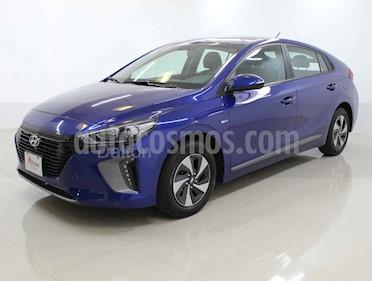 Hyundai Ioniq GLS Premium usado (2019) color Azul precio $300,000