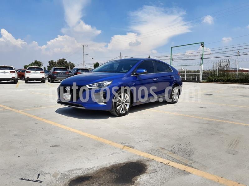 Hyundai Ioniq GLS Premium usado (2019) color Azul precio $365,000