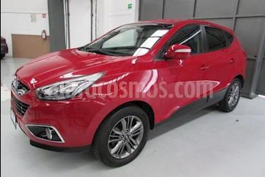Foto venta Auto usado Hyundai ix 35 5p GLS Premium L4/2.0 Aut (2015) color Rojo precio $224,900
