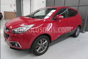 Foto venta Auto usado Hyundai ix 35 5p GLS Premium L4/2.0 Aut (2015) color Rojo precio $225,900