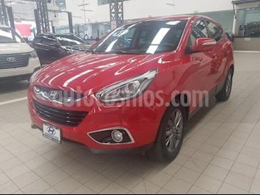 Foto venta Auto usado Hyundai ix 35 5p GLS Premium L4/2.0 Aut (2015) color Rojo precio $239,000