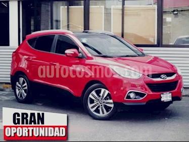 Foto venta Auto Seminuevo Hyundai ix 35 5p Limited L4/2.0 Aut (2015) color Rojo precio $235,000
