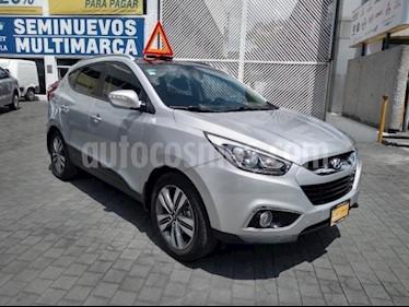 Foto venta Auto usado Hyundai ix 35 5p Limited L4/2.0 Aut (2015) color Plata precio $225,000
