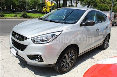 foto Hyundai ix 35 GLS Aut usado (2015) color Plata precio $198,000
