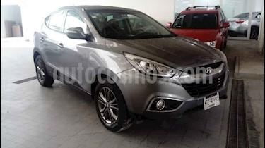 Foto venta Auto usado Hyundai ix 35 GLS Aut (2015) color Gris precio $210,000
