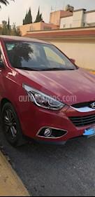 Foto venta Auto usado Hyundai ix 35 GLS Premium Aut (2015) color Rojo precio $190,000
