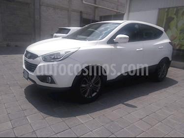Foto venta Auto usado Hyundai ix 35 GLS Premium Aut (2015) color Blanco precio $225,000