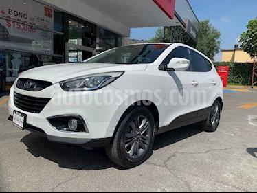 Foto Hyundai ix 35 GLS Premium Aut usado (2015) color Blanco precio $185,000