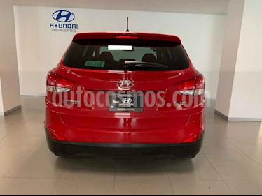 Foto venta Auto usado Hyundai ix 35 GLS Premium Aut (2015) color Rojo precio $228,000