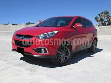 Foto venta Auto usado Hyundai ix 35 GLS Premium Aut (2015) color Rojo precio $240,000