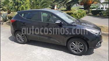 Hyundai ix 35 GLS Premium Aut usado (2015) color Negro precio $220,000