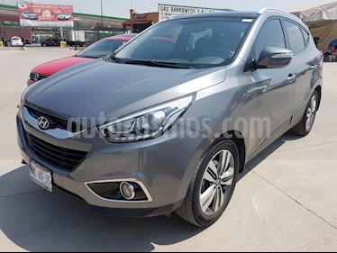 Foto venta Auto usado Hyundai ix 35 GLS Premium Aut (2015) color Gris precio $245,000