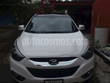 Foto Hyundai ix 35 GLS Premium Aut usado (2015) color Blanco precio $190,000