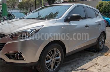 Hyundai ix 35 GLS usado (2015) color Plata precio $215,000
