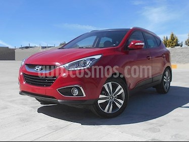 Foto venta Auto usado Hyundai ix 35 Limited Aut (2015) color Rojo precio $260,000