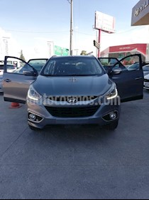 Foto venta Auto usado Hyundai ix 35 Limited Aut (2015) color Gris precio $230,000