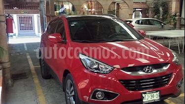 Hyundai ix 35 Limited Aut usado (2015) color Rojo precio $218,000