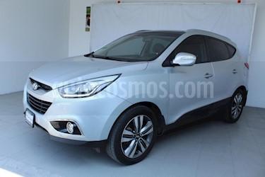 Foto venta Auto Seminuevo Hyundai ix 35 Limited Aut (2015) color Plata precio $255,000
