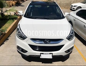 Foto venta Auto usado Hyundai ix 35 Limited Aut (2015) color Blanco precio $235,000