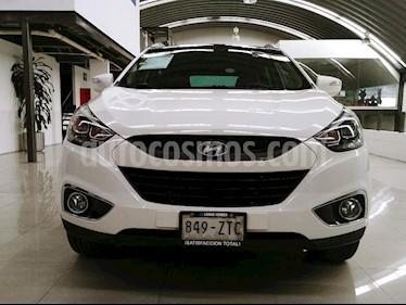 Foto venta Auto usado Hyundai ix 35 Limited Aut (2015) color Blanco precio $245,000