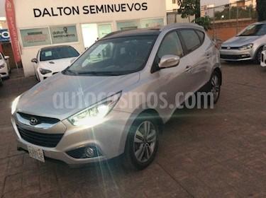 Foto venta Auto Seminuevo Hyundai ix 35 Limited Aut (2015) color Plata precio $225,000