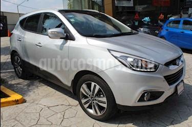 Foto venta Auto usado Hyundai ix 35 Limited Aut (2015) color Plata precio $249,000