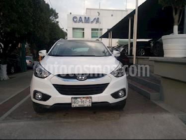 Foto venta Auto usado Hyundai ix 35 Limited Aut (2015) color Blanco precio $252,900