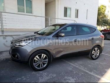 Foto venta Auto usado Hyundai ix 35 Limited Aut (2015) color Gris precio $245,000