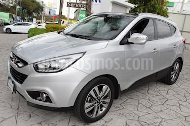 Foto venta Auto Seminuevo Hyundai ix 35 Limited Aut (2015) color Plata precio $249,000