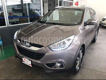Foto venta Auto usado Hyundai ix 35 Limited Aut (2015) color Cafe precio $239,000