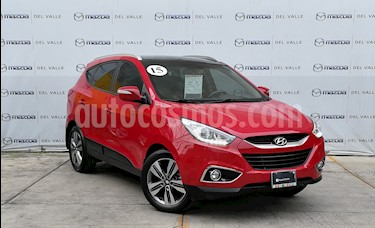 Foto Hyundai ix 35 Limited Navegador Aut usado (2015) color Rojo precio $250,000