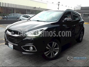 Foto venta Auto usado Hyundai ix 35 Limited Navegador Aut (2015) color Negro precio $200,000