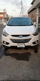 Hyundai ix 35 Limited Navegador Aut usado (2015) color Blanco precio $248,000