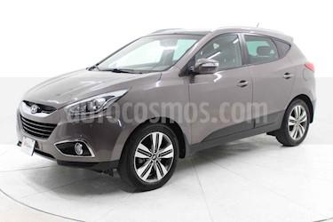 Hyundai ix 35 5p Limited L4/2.0 Aut usado (2015) color Cafe precio $216,000