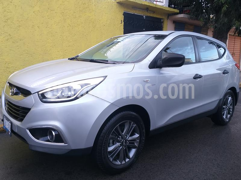 Hyundai ix 35 GLS usado (2015) color Plata precio $158,800