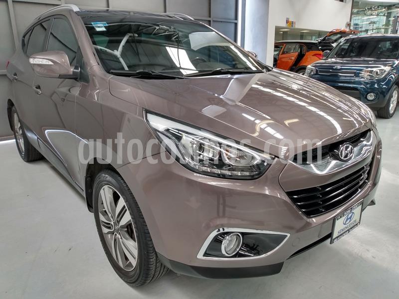 Hyundai ix 35 Limited Aut usado (2015) color Marron precio $231,000