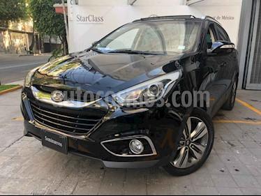 Hyundai ix 35 5p Limited L4/2.0 Aut usado (2015) color Negro precio $235,000