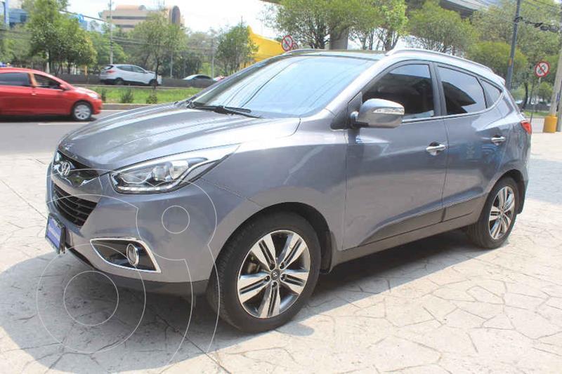 Foto Hyundai ix 35 Limited Aut usado (2015) color Gris precio $245,000
