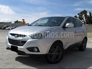 Hyundai ix 35 GLS Premium Aut usado (2015) color Plata precio $213,000