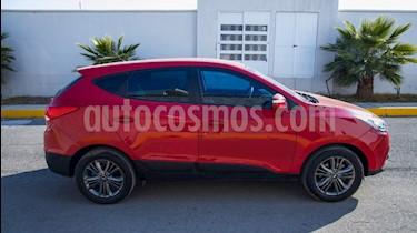 Hyundai ix 35 GLS Premium Aut usado (2015) color Rojo precio $185,000