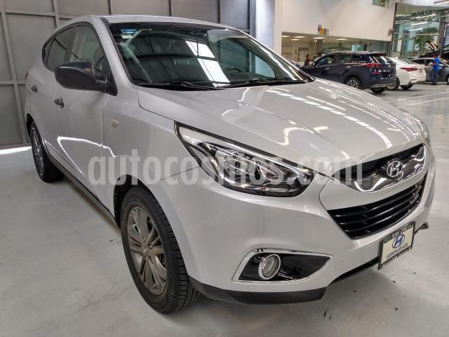 Hyundai ix 35 5P GLS L4/2.0 MAN usado (2015) color Plata precio $204,900