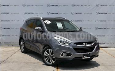 Hyundai ix 35 Limited Aut usado (2015) color Gris precio $230,000