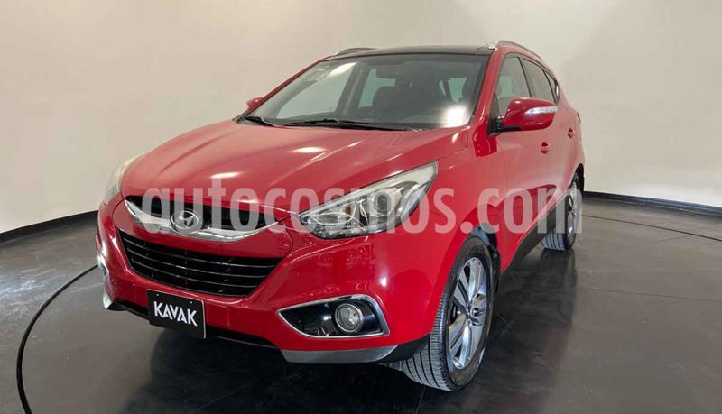 Hyundai ix 35 Limited Navegador Aut usado (2015) color Blanco precio $237,999