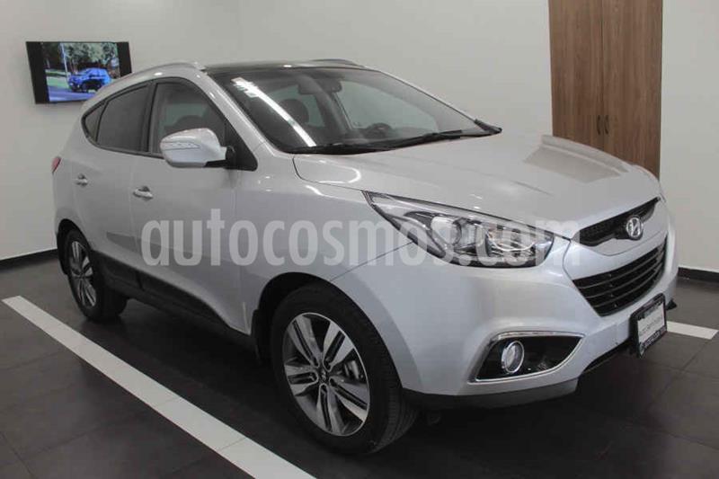 Hyundai ix 35 Limited Aut usado (2015) color Plata precio $229,000