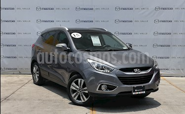 Hyundai ix 35 Limited Aut usado (2015) color Gris precio $229,000